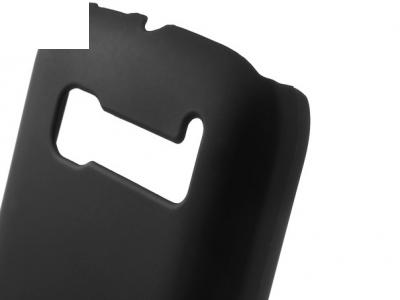 МАТИРАН PVC ПРОТЕКТОР ЗА ALCATEL OT5036D OT5036X ONE TOUCH POP C5 - BLACK