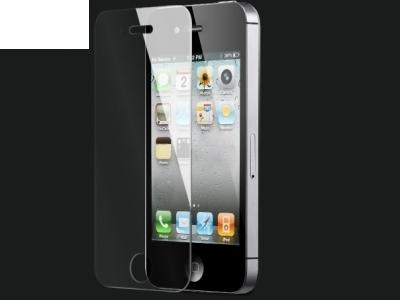СТЪКЛЕН УДАРОУСТОЙЧИВ СКРИЙН ПРОТЕКТОР ЗА iPhone 4G / 4GS