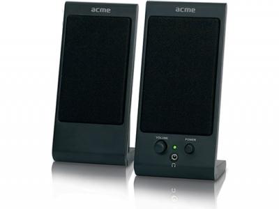 ТОНКОЛОНИ ACME SS114 Standard multimedia speakers - Black