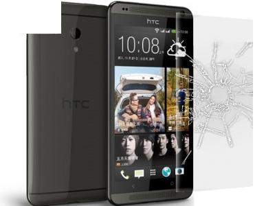 СТЪКЛЕН УДАРОУСТОЙЧИВ СКРИЙН ПРОТЕКТОР ЗА HTC DESIRE 700 dual SIM