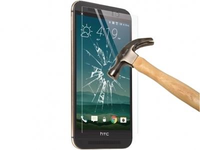 СТЪКЛЕН УДАРОУСТОЙЧИВ СКРИЙН ПРОТЕКТОР ЗА HTC ONE M9+