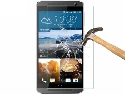 СТЪКЛЕН УДАРОУСТОЙЧИВ СКРИЙН ПРОТЕКТОР ЗА HTC ONE E9