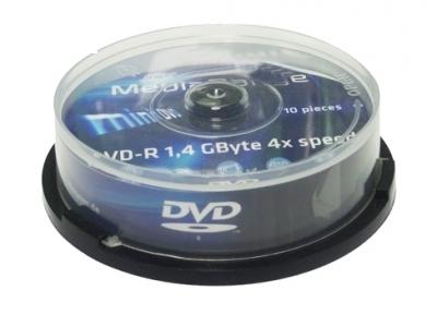 DVD-R x 1.4GB 8см / 1 бр.