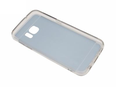 Калъф Гръб Силикон - T1 Mirror Samsung Galaxy S7 2016 G930 Черен