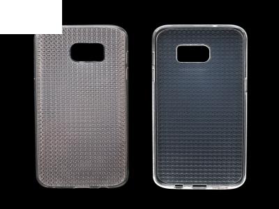 Силиконов гръб за Samsung Galaxy S7 EDGE 2016 G935 , Бял