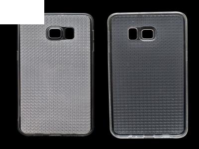Калъф гръб Силикон - T63 Samsung Galaxy S6 EDGE Plus 2015 G928, Бял