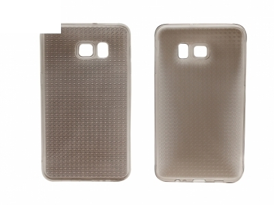 Калъф гръб Силикон - T63 Samsung Galaxy S6 EDGE Plus 2015 G928 Черен