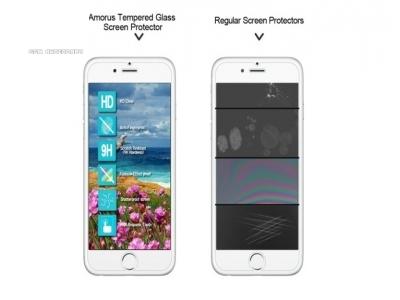 ИЗВИТ СТЪКЛЕН УДАРОУСТОЙЧИВ СКРИЙН ПРОТЕКТОР ЗА iPhone 7 Plus / 8 Plus AMORUS