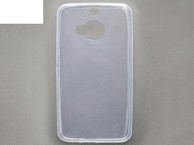 Силиконов гръб за HTC One M9 Plus - прозрачен