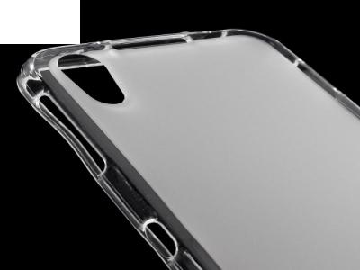 Силиконов калъф за Alcatel OneTouch Idol 4 - Transparent