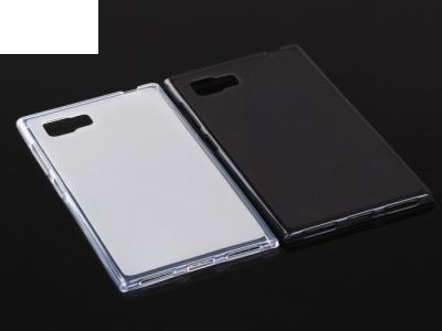 Силиконов калъф за Lenovo Vibe Z2 - Black