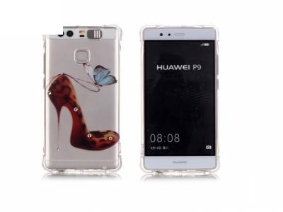 Силиконов гръб за Huawei P9 2016, Обувка
