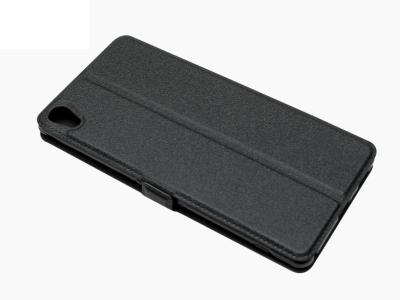 Тефтер странично отваряне - Telone BOOK POCKET Sony Xperia XA Ultra - Черен
