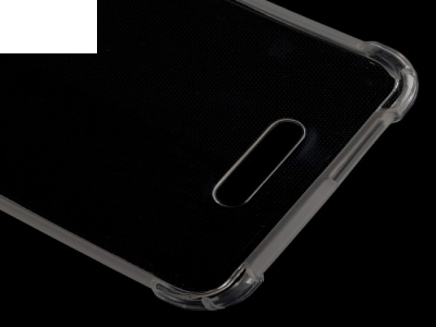 Силиконов калъф за Alcatel OneTouch Pop 4+ - Transparent