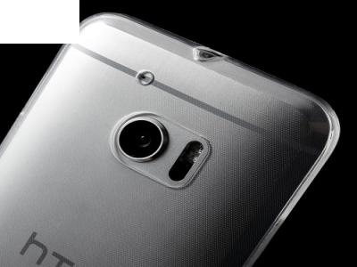Ултра тънък силиконов калъф за HTC 10/10 Lifestyle