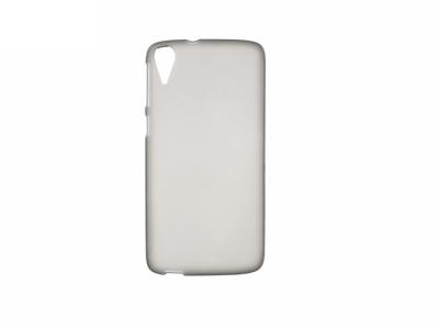 Силиконов калъф за HTC Desire 828 - Grey