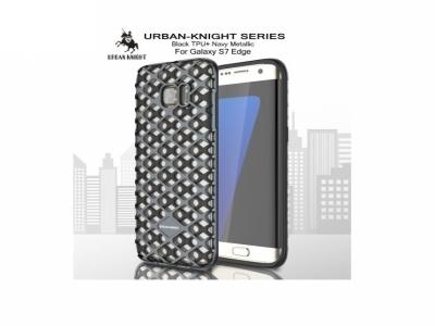 Калъф URBAN KNIGHT PC + TPU за Samsung Galaxy S7 edge 2016 G935, Тъмно син