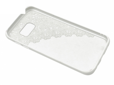 Силиконов Гръб за Samsung Galaxy S7 Edge 2016 G935 ,Бял