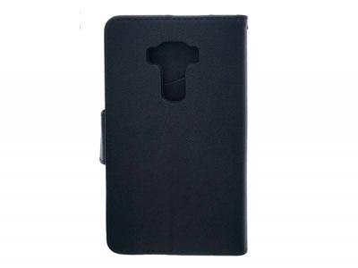 Калъф Тефтер за  ASUS Zenfone 3 (ZE552KL) - черен
