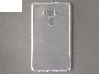 Ултра тънък силиконов гръб за Asus Zenfone 3 / ZE552KL