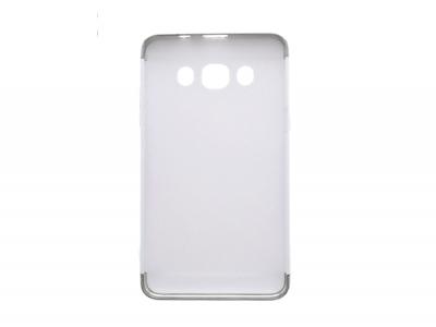 Калъф гръб - PVC 3 in1 - Samsung Galaxy J5 2016 J510 - бял
