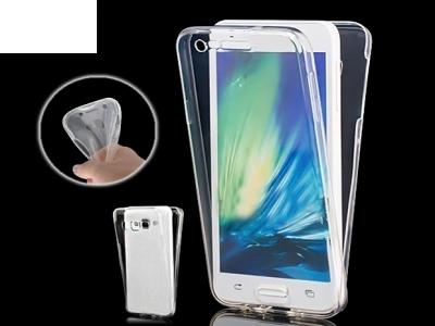 Силиконов протектор 360 Samsung A320F Galaxy A3 (2017) - Transparent