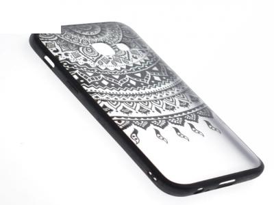 Силиконов Гръб - Samsung Galaxy A3 2017 A320  - Модел 1 (Big Lace ) Black