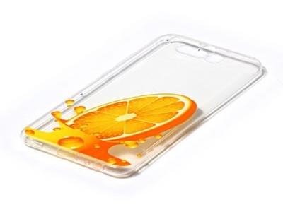 Калъф гръб силикон Huawei P10 - Vivid Orange