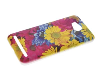 Силикон  гръбArt за Huawei Y3 II Цветя