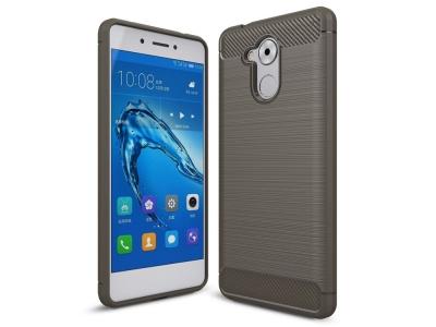 Калъфи гръб Силикон Противоударен за  Huawei Nova Smart/Honor 6c/Enjoy 6s Сив