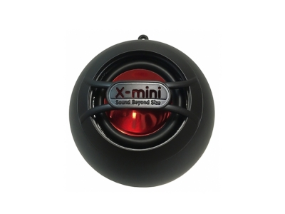 Bluetooth X-MINI 3 Portable Capsule Speaker - Gun Metal