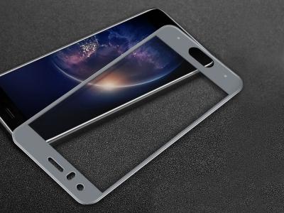 Стъклен Протектор IMAK HD Full за Huawei Honor 9 , Сив