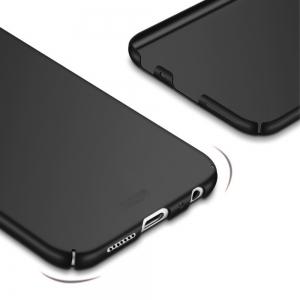 Ултра Тънък Гръб  MOFI за Huawei Honor 9 , Черен