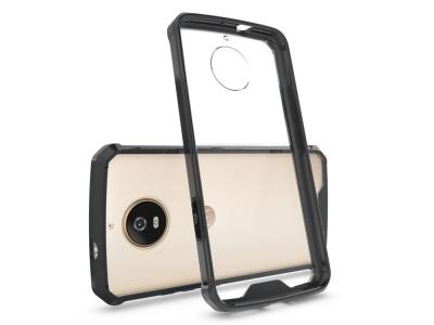 Калъф гръб Hybrid за Motorola Moto G5S, Черен