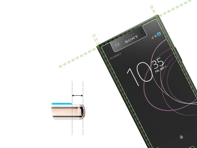 Стъклен Протектор Sony Xperia XZ1