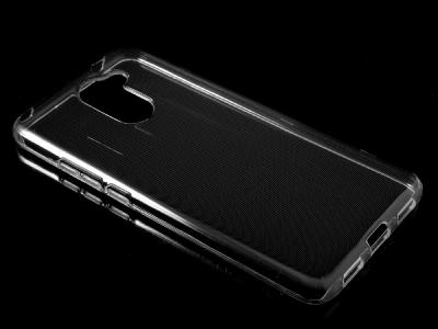 Силиконов Гръб за  Huawei Y7 Prime / Enjoy 7 Plus, Прозрачен