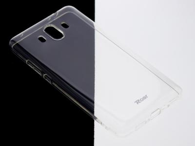 Силиконов гръб  Roar за Huawei Mate 10, Прозрачен