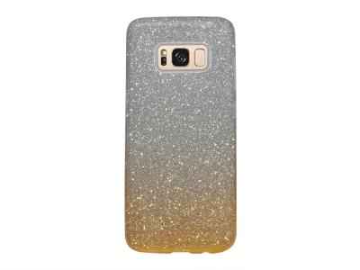 Силиконов Гръб BLING за Samsung Galaxy S8 2017 G950, Златист