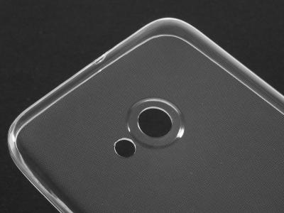 Силиконов гръб за HTC U11 Life, Прозрачен