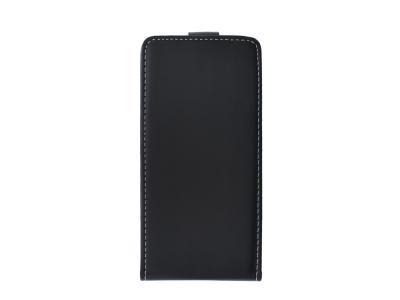 Калъф тефтер Slim Flexy за Huawei P20, Черен
