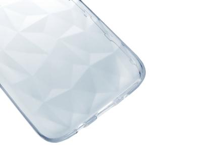 Силиконов гръб PRISM за Samsung Galaxy J3 2017 J330, Прозрачен