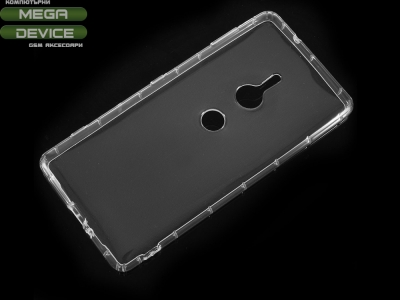Силикон гръб за Sony Xperia XZ2, Прозрачен