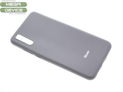 Силиконов гръб Roar за Huawei P20, Сив