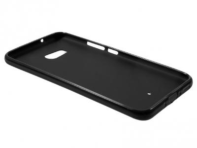 Силиконов Гръб за HTC U11, Черен