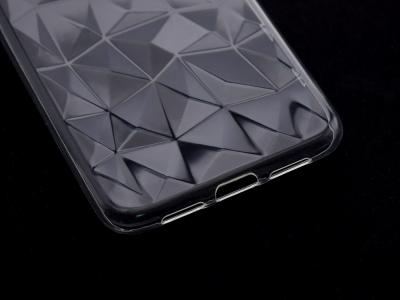 Силиконов гръб PRISM за Huawei P20, Прозрачен