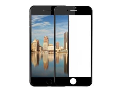Стъклен протектор Roar 5D Full Glue за Iphone 7 PLUS / 8 PLUS, Черен