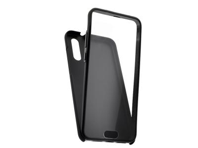 360 Градусов Калъф за Huawei P20, Черен