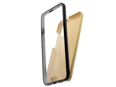 360 Градусов Калъф за Huawei P20, Златист