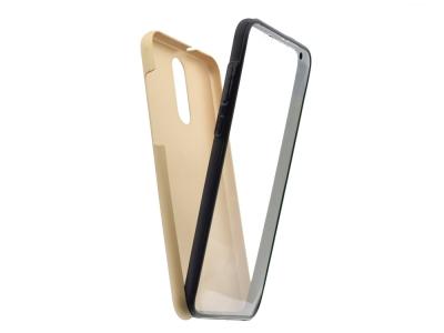 360 Градусов Калъф за Huawei Mate 10 Lite / Nova 2i, Златист