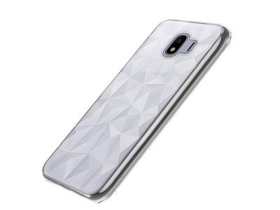 Силиконов гръб PRISM за Samsung Galaxy J4 2018 J400, Прозарачен